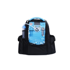 Portable Continuous Oxygen Concentrator , Mini Backpack Oxygen Concentrator