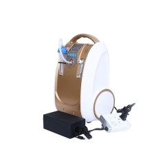 Compact And Lightweight Lithium Battery Operated Oxygen Concentrator Outdoor Oxygen Machine