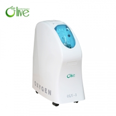 Hight Efficient 3-5 Liter Continuous Flow Home Oxygen Concentrator Longer Life Span