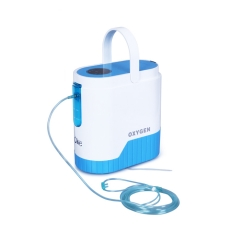 Mini Portable Electric Oxygen Concentrator Flow Rate 1 - 5L / Min For Health Care