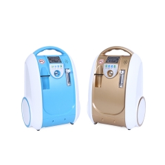 Dual Flow Oxygen Concentrator Lithium Battery Portable Oxygen Concentrator For Travel