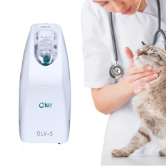 Low Noise Battery Operated Animal Oxygen Concentrator For Veterinary Hospital