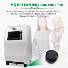 Stable Airflow High Purity 10l Health Medical Oxygen Concentrator